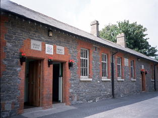 Girls school at Narth Street Swords Co. Dublin