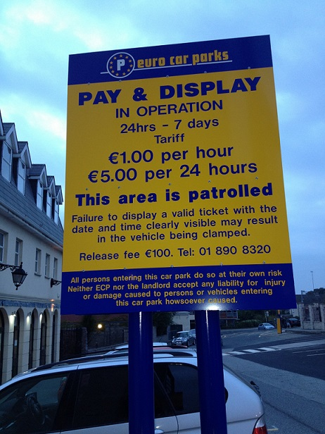 Parking In Swords Swords County Dublin